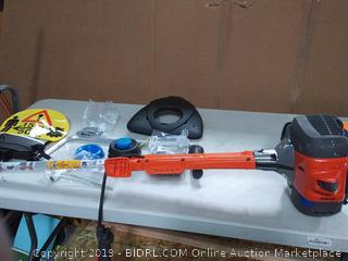 Husqvarna 336FR Brush Cutter Clearing Saw W/ Line & Saw Blade