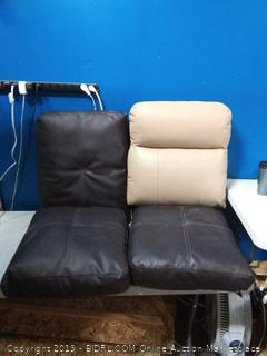 4 miscellaneous cushions