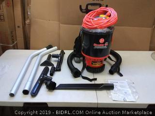 Hoover shoulder vac Pro commercial($255)