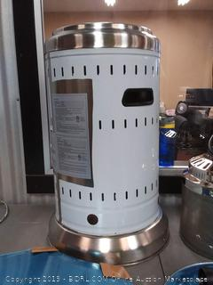 Commercial Outdoor Patio Heater, Stainless Steel