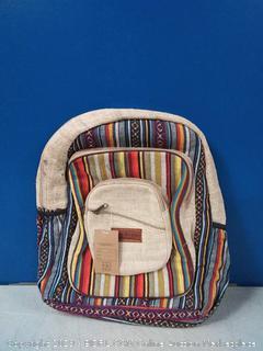core hemp backpack