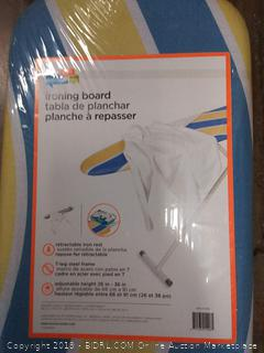 HONEY-CAN-DO BRD-01296 Ironing Board,54 x 13 In 811434012961