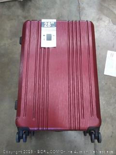 coolife 28 inch suitcase with 16 in suitcase inside