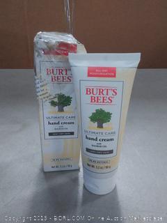Burt bees ultimate hand cream