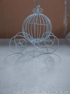 craft and party Cinderella Carriage centerpiece for weddings or any special occasion