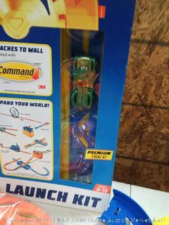 Hot Wheels Track Builder Vertical Launch Kit Gift Kid NEW