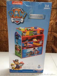 PAW Patrol Multi-Bin Toy Organizer – Delta Children
