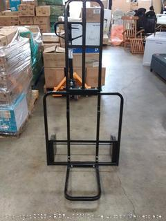 Large Black Moving Dolly