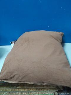 FurHaven™ Pet Products: FurHaven Pet Dog Bed | Terry Pillow Pet