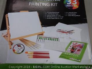u.s. Art Supply custom acrylic painting kit