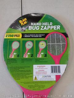 Black Flag Handheld Bug Zapper - Pink - PZR-8094 < Home