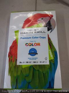 hammermill premium color copy paper for color 100 pieces