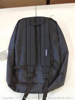 Jansport SuperBreak Backpack - black - Exodus Ride Shop