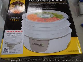 06300 - Presto - food dehydrator - Electric Food Dehydrator
