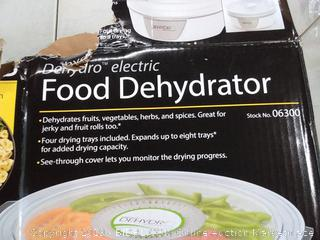 06300 - Presto - food dehydrator - Electric Food Dehydrator