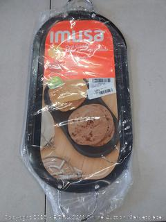 imusa oval griddle 17 in