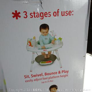 Silver Lining Cloud Baby Activity Center