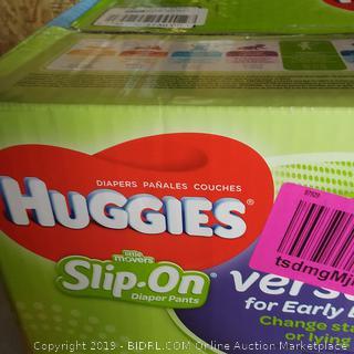 Huggies Slip on Diaper Pants