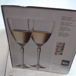 Schott Zwiesel Audrey Crystal White Wine Glasses - 10 oz - Set of 6