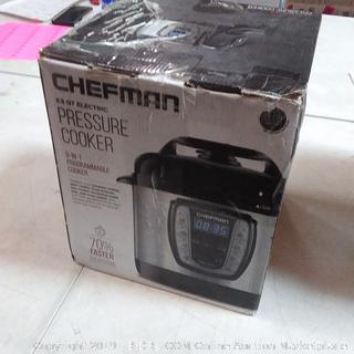 Chefman pressure cooker