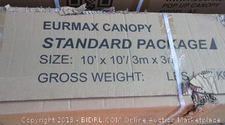 Eurmax Canopy 10'x10'