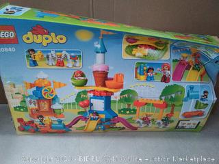 LEGO DUPLO Town Big Fair 10840 Role Play and Learning Building Blocks Set (online $89)
