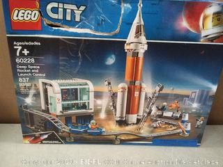 LEGO City Space Deep Space Rocket And Launch (online $99)