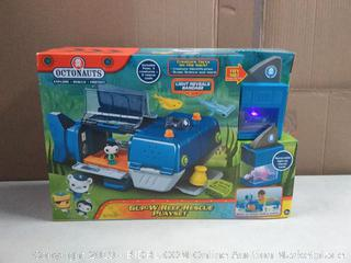 Fisher Price - Octonaughts Gup-W Reef Rescure Playset