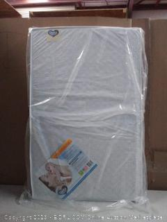 Delta Children Twinkle Stars 3-Inch Mini/Portable Crib Mattress