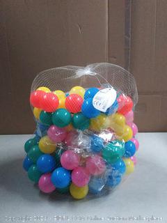 plastic playpen balls