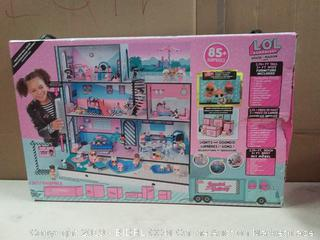 LOL Surprise House Playset(Factory Sealed) COME PREVIEW!!!! (online $154)