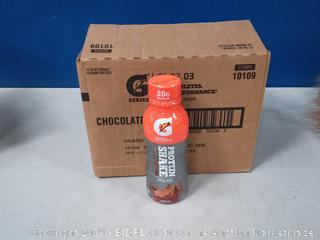 Gatorade G Series Recover Protein Shake