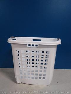 Sterilite® Easy Carry Hamper(bottom cracked)