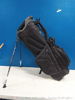 Bag Boy hybrid golf stand bag