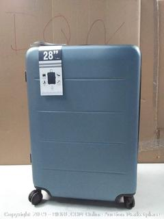 cool life night Navy 28 in spinner luggage
