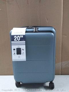 cool life night Navy 20 in spinner luggage case