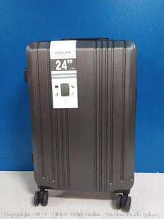 cool Live 24 in expandable spinner luggage