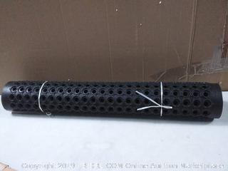 Shepherd Hardware indoor and outdoor recycled rubber low profile floor mat