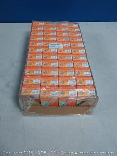 Tropicana 100% juice box, orange juice, pack of 44