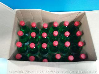 Perrier flavored carbonated mineral water strawberry