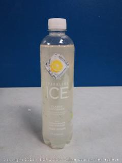 Sparkling Ice Classic lemonade 12 pack