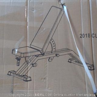FEIERDUN customized weight bench