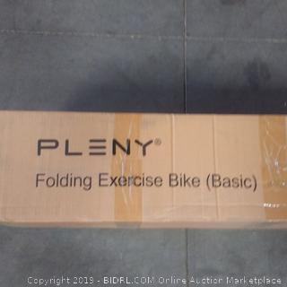 plen'y exercise bike