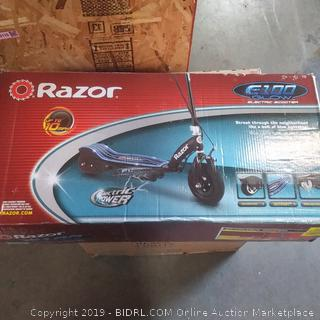 Razor electric scooter E100