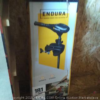 Minn Kota Endura mount trolling motor