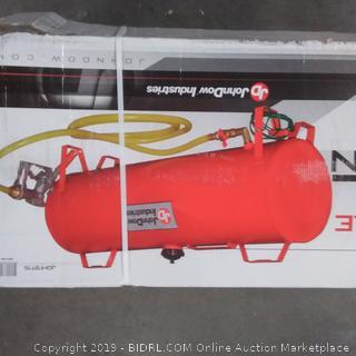 portable fuel station John Doe Industries brand