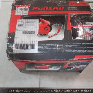 pullzall 24 volts 1000 pound capacity