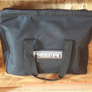 Freeman equipment bag