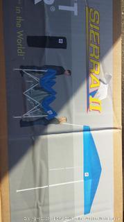 E-Z Up 12'x12' Instant Shelter