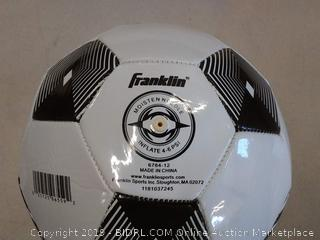 Franklin the official size soccer ball
